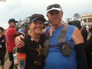 Start of the Soldier Marathon Nov. '14